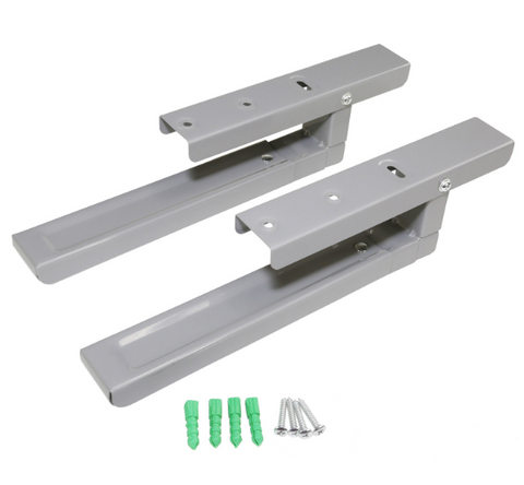 2-universal-silver-l-shaped-microwave-supports-wall-bracket-up-to-40kg-support