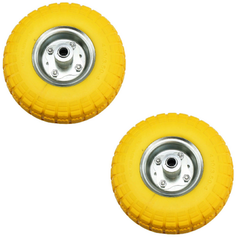 2-x-10-puncture-burst-proof-solid-rubber-sack-truck-trolley-wheels-spare-tyres
