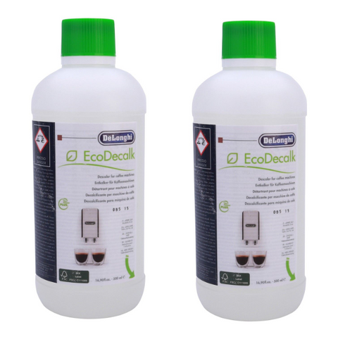 2-x-500ml-bottles-of-delonghi-magnifica-espresso-coffee-maker-machine-descaler