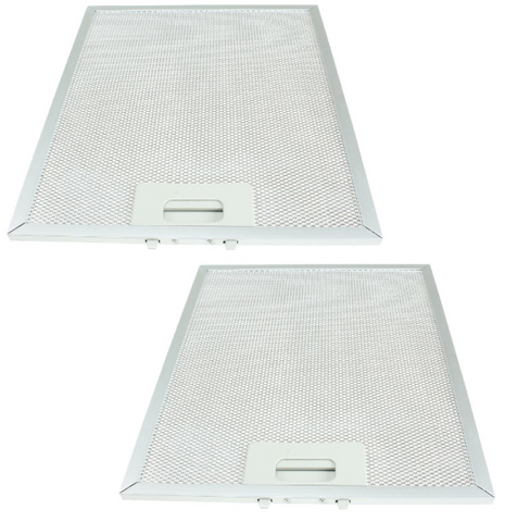 2-x-bosch-neff-metal-cooker-hood-mesh-aluminium-grease-filters-320mm-x-260mm