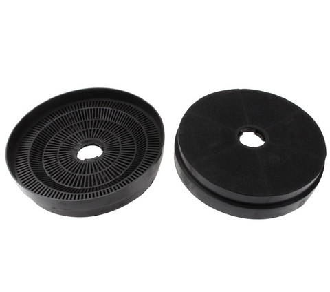 2-x-carbon-charcoal-oven-cooker-hood-filters-for-baumatic-xst1-f90-2bl-f90-2ss