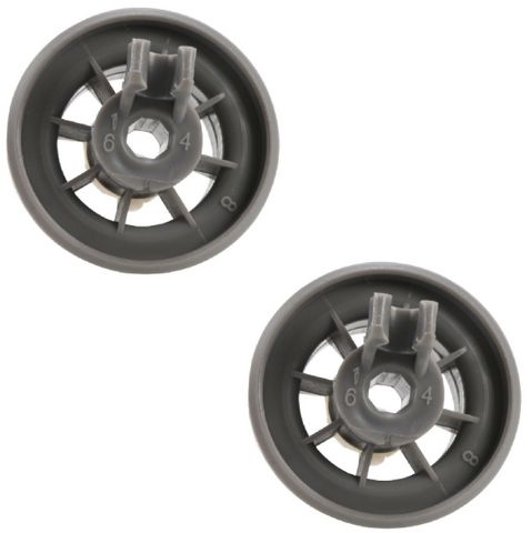 2-x-dishwasher-lower-basket-rail-wheels-for-bosch-neff-siemens-grey