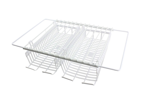 2-x-universal-fridge-under-shelf-holder-white-plastic-refrigerator-storage-rack