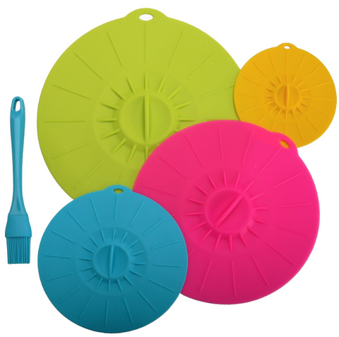 4-sizes-silicone-food-cover-saucepan-lid-airtight-frying-pan-bowl-covers-brush