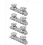 4-x-genuine-aeg-electrolux-zanussi-dishwasher-basket-runner-wheels-and-support