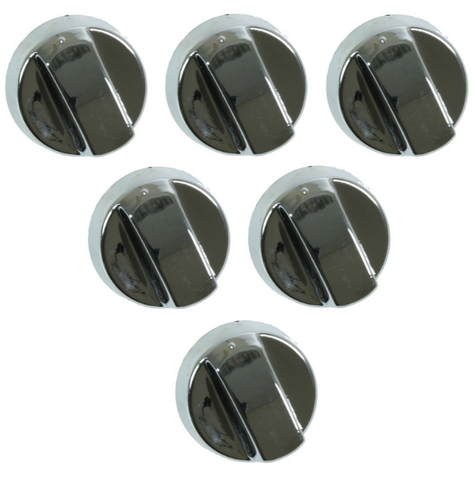 6-x-universal-new-world-silver-chrome-cooker-oven-hob-control-knob