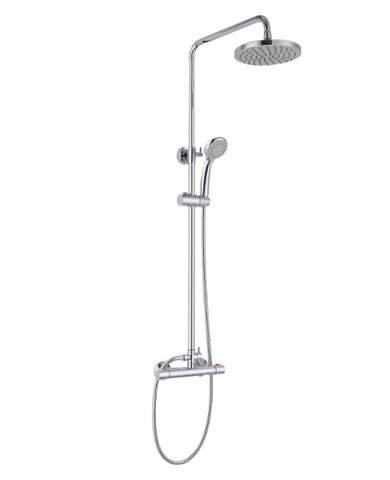 bathroom-shower-mixer-thermostatic-set-twin-head-chrome-exposed-valve-round-set
