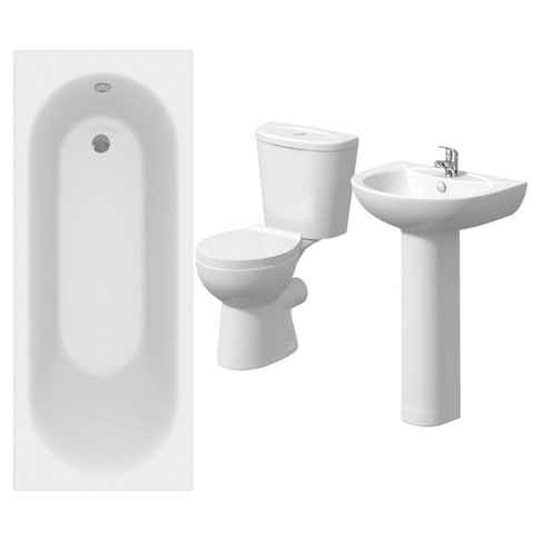 bathroom-suite-3-piece-single-ended-bath-1700mm-wash-basin-sink-toilet-wc-white