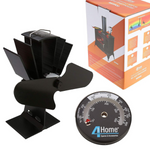black-heat-powered-stove-fan-wood-burner-magnetic-stove-temp-gauge-thermometer