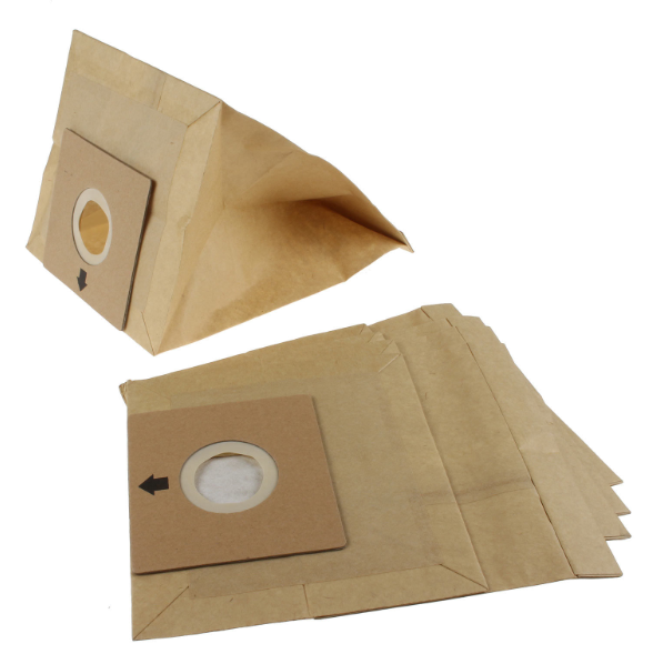 Bush Vacuum Cleaner Paper Dust Bags to