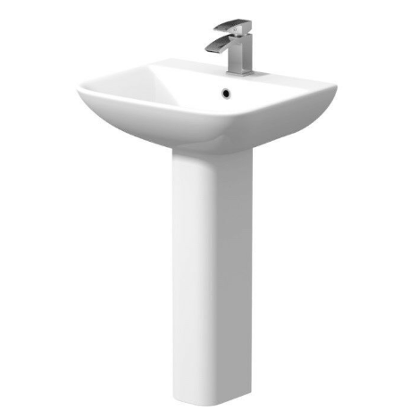 ceramic-modern-bathroom-basin-and-full-pedestal-single-tap-hole-sink-white-550mm