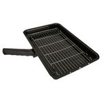 for-zanussi-universal-enamel-grill-pan-detachable-handle-360-x-240mm