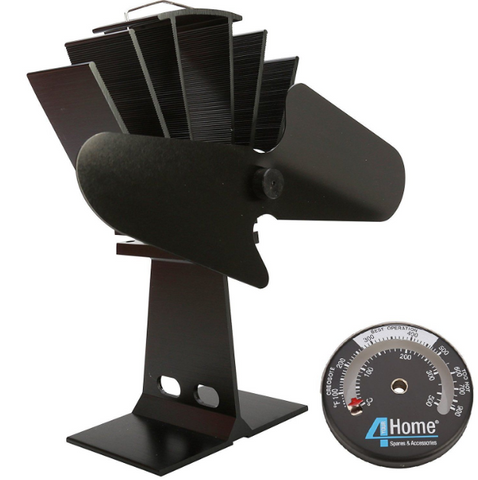 heat-powered-wood-burning-gas-stove-top-silent-eco-friendly-warm-air-fan-black