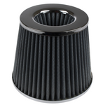 hyundai-coupe-car-air-filter-induction-kit-sports-car-cone-air-filter-chrome