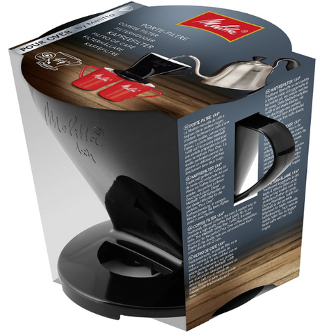 melitta-genuine-pour-over-coffee-1-x-4-black-2-cup-filter-cone-two-outlets