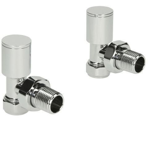 modern-angled-heated-towel-rail-radiator-valves-pair-15mm-chrome-round-manual