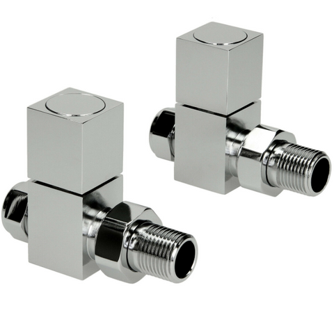 modern-straight-heated-towel-rail-radiator-valves-cubic-pair-15mm-chrome-manual
