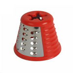new-genuine-tefal-red-grating-cone-attachment-fresh-express-ss-193076-ss193076