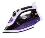 ovation-2300w-electric-steam-iron-ceramic-soleplate-white-purple-self-cleaning