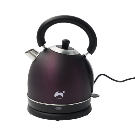 ovation-traditional-dome-electric-cordless-kettle-plum-2200w-1-8l-rapid-boil