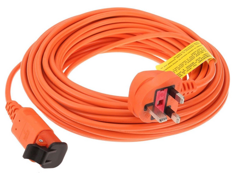 premium-quality-20m-power-cable-lead-plug-for-flymo-hover-vac-280-lawnmowers