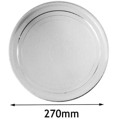smooth-glass-turntable-plate-sharp-microwave-270mm-r211m-r247-r202