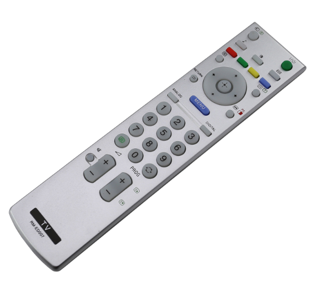 Television TV Remote Control - Sony Bravia RM-ED007 LCD Telly