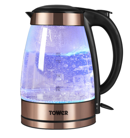 tower-t10021-rapid-boil-illuminated-glass-jug-kettle-3kw-1-7l-rose-gold-black