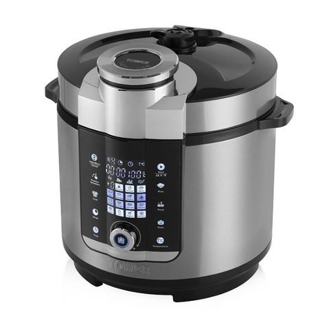 tower-t16012-digital-stainless-steel-multi-pot-function-pressure-cooker-1100w