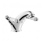 traditional-bathroom-monobloc-basin-sink-mixer-tap-chrome-ceramic-lever-handles
