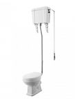 traditional-bathroom-toilet-pan-cistern-high-level-gloss-white-wc-ceramic-flush