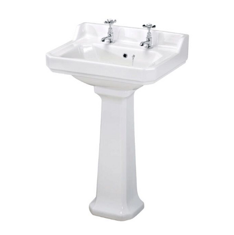 traditional-white-bathroom-two-tap-hole-wash-sink-basin-and-full-pedestal