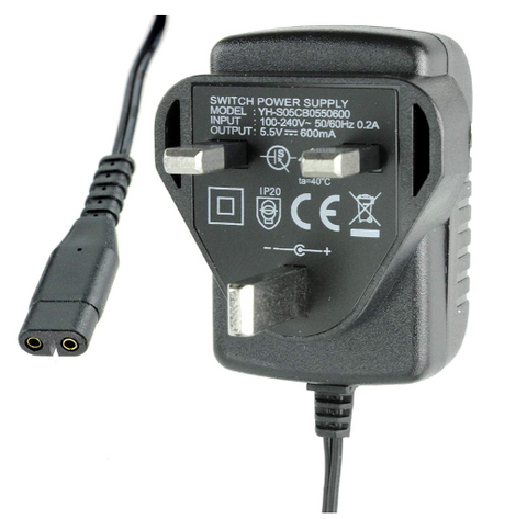 window-vac-vacuum-battery-charger-plug-power-cable-for-karcher-wv50-wv55-wv60