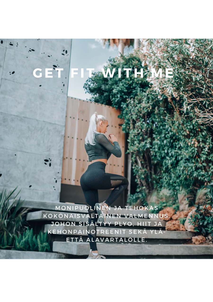 GET FIT WITH ME