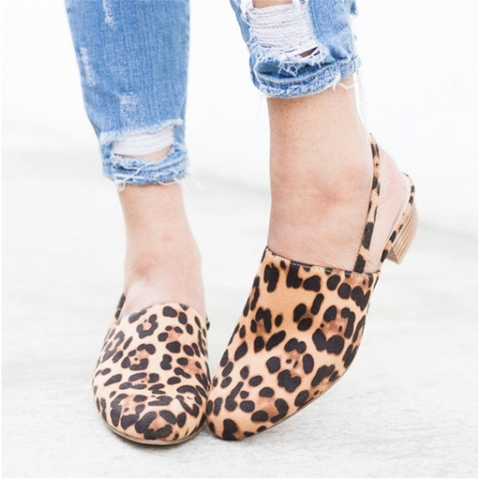 Fashion Wild   Pointed Sandals
