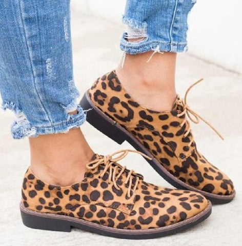 New Flat Single Shoes Casual Large Size Women's Shoes