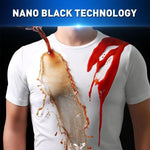 Anti-Dirty Hydrophobic T-Shirt(Men & Women)-BUY 2 Free Shipping