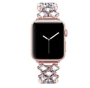 Diamond Band For Apple Watch Series 4,3,2,1.