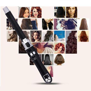 (50%OFF) Professional Auto Rotating Curling Iron