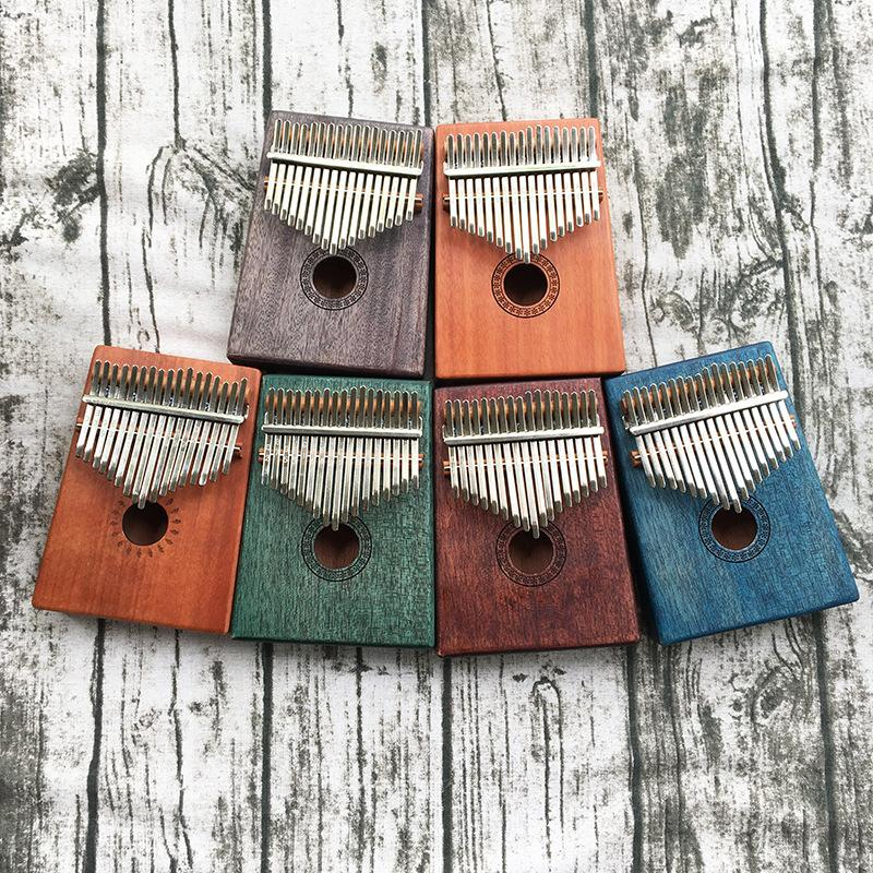 Funlink™ Gorgeous 17 Keys Kalimba Thumb Piano