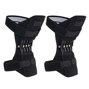 Active Knee Joint Support Pads