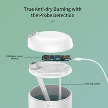 Load image into Gallery viewer, Air Humidifier & Diffuser with LED Night Lamp