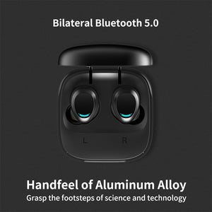 Bluetooth V5.0 Wireless Headphones Stereo Sport Headphones Earbuds