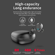 Load image into Gallery viewer, Bluetooth V5.0 Wireless Headphones Stereo Sport Headphones Earbuds