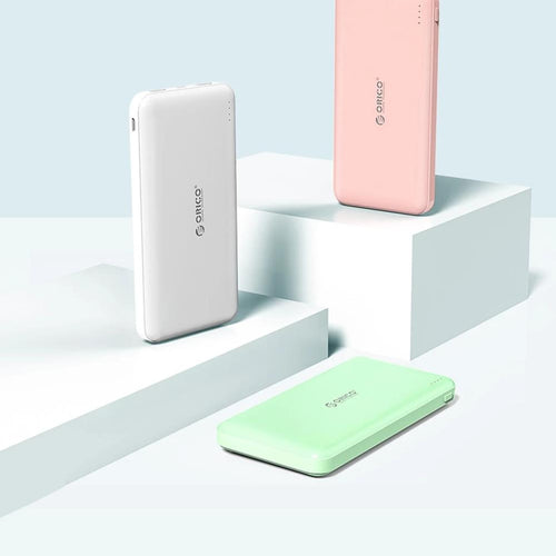 10,000mAh Wireless Charger Power Bank External Battery