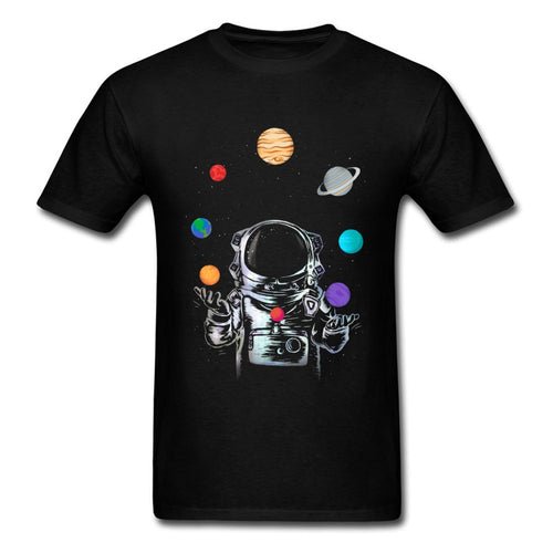 The Circus Astronaut Men T-shirt