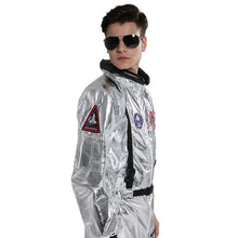 Load image into Gallery viewer, Space Suit Astronaut Costume Men