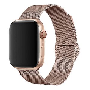 Stainless Steel Milanese Loop Band for Apple Watch