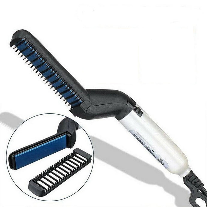 Quick Hairstyler Hair Iron For Men