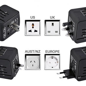 Smart Global Travel Adapter